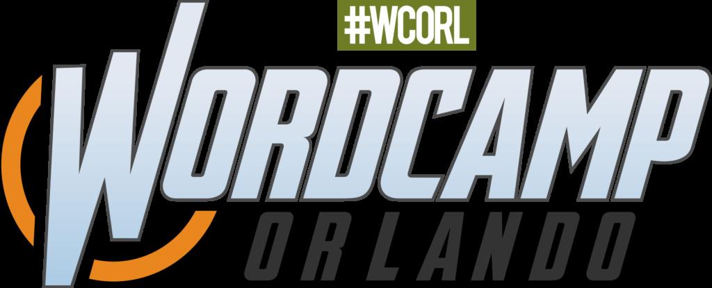 WordCamp Orlando logo 2017